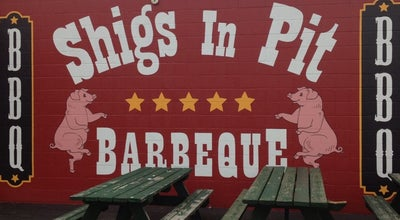 Photo of BBQ Joint Shigs In Pit BBQ at 2008 Fairfield Ave, Fort Wayne, IN 46802, United States