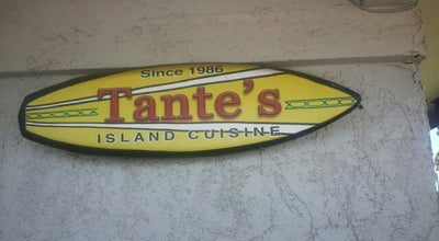 Photo of Asian Restaurant Tante's Island Cuisine at 100 W Kaahumanu Ave, Kahului, HI 96732, United States