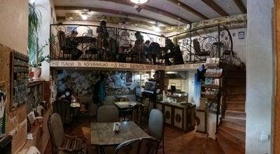 Photo of Coffee Shop Найкраща кав'ярня на розі / Best coffee shop on the corner at Вул. Сковороди, 26/13, Чернівці, Ukraine