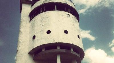 Photo of Monument / Landmark Белая башня. Памятник конструктивизма at Ул. Бакинских Комиссаров, 2а, Екатеринбург 620088, Russia