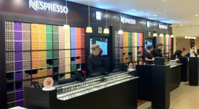Photo of Coffee Shop Nespresso Boutique at Dam 1, Amsterdam 1012 JS, Netherlands