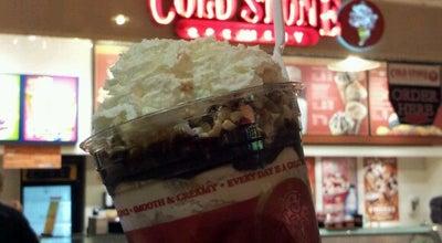 Photo of Ice Cream Shop Cold Stone Creamery at 1065 Brea Mall,, Brea, CA 92821, United States