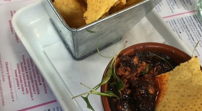 Photo of Mexican Restaurant Wahaca at 20 Atlantic Rd, Coldharbour SW9 8JA, United Kingdom