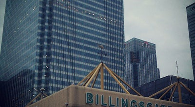 Photo of Fish Market Billingsgate Market at Trafalgar Way, Poplar E14 5ST, United Kingdom
