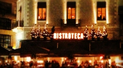 Photo of Cafe Bistroteca at Πλατεία Βασιλέως Γεωργίου Β' 18, Καλαμάτα 241 33, Greece