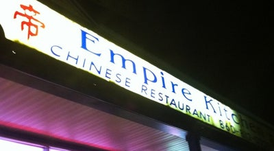 Photo of Asian Restaurant Empire Kitchen at 646-664 Center St, Manchester, CT 06040, United States