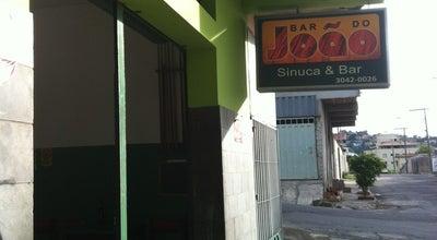 Photo of Pool Hall Bar do João Sinuca & Bar at R. Prof. José Americano, Contagem, Brazil