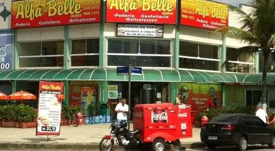 Photo of Bakery Alfa Belle Recreio at Av. Lúcio Costa, 17610, Rio de Janeiro 22795-009, Brazil