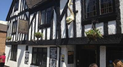 Photo of Pub Ye Olde Dolphin Inn at Derby, United Kingdom