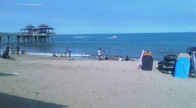 Photo of Beach Pantai Marbella at Jalan Raya Karang Bolong, Banten 42466, Indonesia