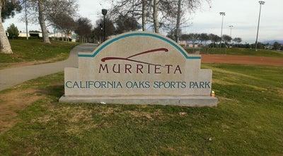Photo of Park Cal Oaks Sports Park at California Oaks, Murrieta, CA 92562, United States