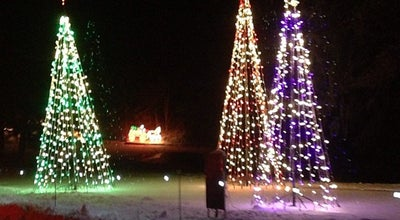 Photo of Park Bright Nights at Forest Park at Forest Park, Springfield, MA 01108, United States