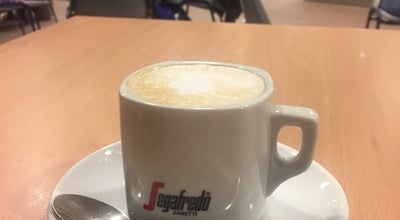 Photo of Cafe TIK Café at Ady Tér 10., Szeged 6722, Hungary