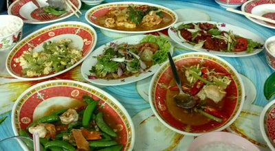 Photo of Asian Restaurant หลักเฮง ข้าวต้มโต้รุ่ง at Khao Yai, Thailand