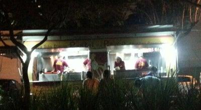 Photo of Burger Joint Pastel da Praça at Praça São Dimas, São José dos Campos, Brazil