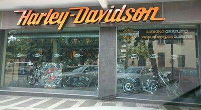 Photo of Motorcycle Shop Harley Davidson Málaga at Av. Doctor Gálvez Ginachero, 9, Málaga 29009, Spain