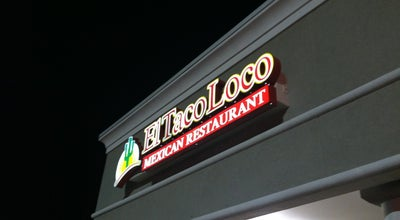 Photo of Mexican Restaurant El Taco Loco at 3333 Virginia Beach Blvd, Virginia Beach, VA 23452, United States