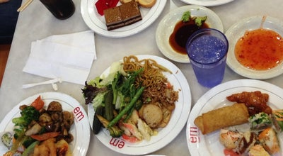 Photo of Chinese Restaurant Emperors Buffet at North Riverside Mall, North Riverside, IL 60546, United States