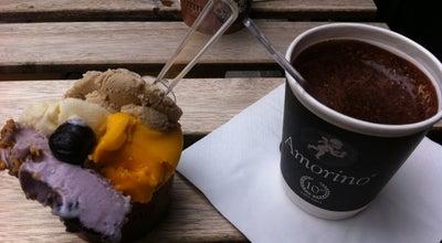 Photo of Dessert Shop Amorino at 15 Rue De Grassi, Bordeaux 33000, France