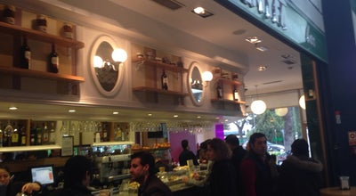 Photo of Cafe Emyfa Cafe * Bar at Arturo Soria 126, Madrid, Spain