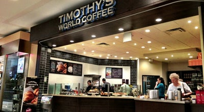 Photo of Coffee Shop Timothy's World Coffee at 1355 Kingston Rd, Pickering, On, Canada