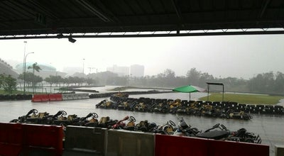 Photo of Racetrack City Karting Go Kart Circuit at Shah Alam Stadium Kart Circuit, Shah Alam 40000, Malaysia