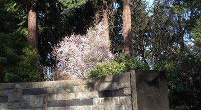 Photo of Monument / Landmark Washington Park Oregon Holocaust Memorial at Sw Washington Way, Portland, OR 97205, United States