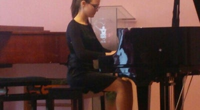 Photo of Concert Hall музична школа#1 at Камінна, Тернопіль, Ukraine