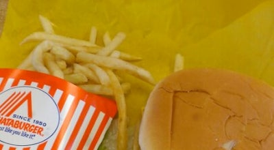 Photo of Restaurant Whataburger at 7760 S Olympia Ave, Tulsa, OK 74132, United States