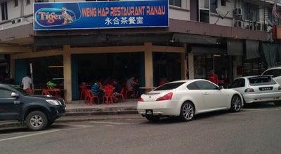 Photo of Chinese Restaurant Weng Hap Restaurant Ranau at Block D, Ranau 89302, Malaysia