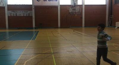 Photo of Basketball Court Hall Omnisports at Belgium