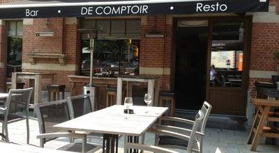 Photo of Gastropub De Comptoir at Cederlaan 64, Wilrijk 2610, Belgium