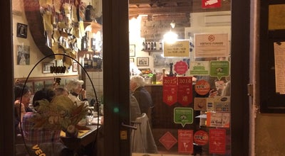 Photo of Italian Restaurant Osteria Vini Vecchi Sapori at Via Dei Magazzini 3/5/7r, Firenze, Italy