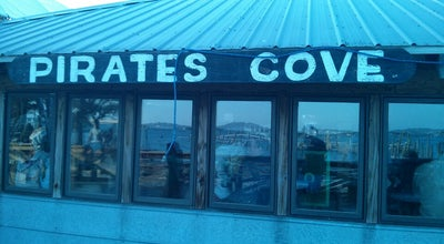 Photo of Dive Bar Pirate's Cove Marina & Restaurant at 6664 Cr-95, Josephine, AL 36530, United States