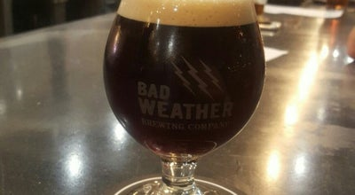 Photo of Brewery Bad Weather Brewing Company at 414 7th St W, Saint Paul, MN 55102, United States