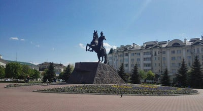 Photo of Monument / Landmark Памятник Ермолову at Сквер Ермолова, Орёл, Russia