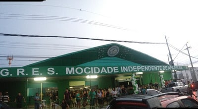 Photo of Music Venue Escola de Samba Mocidade Independente de Aparecida at Rua Ramos Ferreira, Manaus, Brazil