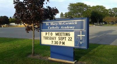 Photo of Church St. Mary's Catholic Church at Ballantine Ave, Port Huron, MI 48060, United States