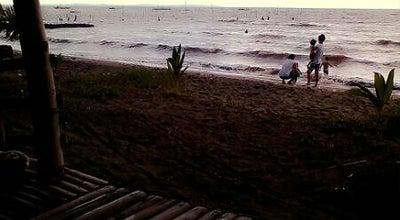 Photo of Beach Villarosa Beach Pta. Taytay at Philippines