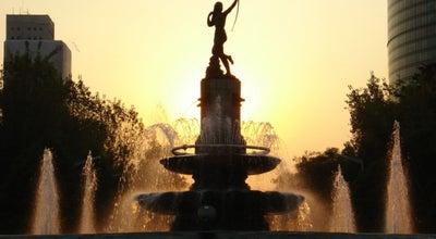 Photo of Monument / Landmark La Flechadora de Estrellas del Norte (La Diana Cazadora) at Av. Paseo De La Reforma, Cuauhtémoc 06500, Mexico