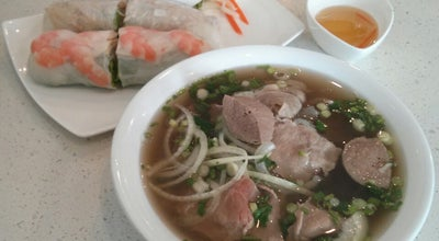 Photo of Vietnamese Restaurant Saigon Bistro at 4015 Hastings Street, Vancouver, BC, Canada