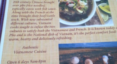 Photo of Vietnamese Restaurant What The Pho! at 9994 Rodriguez St, Diberville, MS 39540, United States