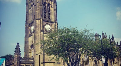 Photo of Church Manchester Cathedral at Victoria St, Manchester M3 1SX, United Kingdom