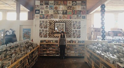 Photo of Record Shop Everyday Music at 1520 10th Ave, Seattle, WA 98122, United States