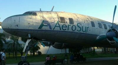 Photo of Monument / Landmark Avión Pirata at Santa Cruz de la Sierra, Bolivia