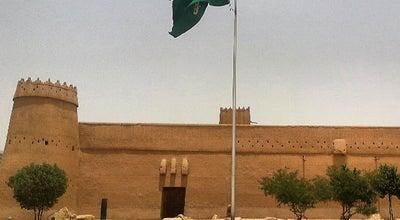 Photo of Historic Site Masmak Fortress | قصر المصمك at Downtown Riyadh Nearby Imam Turki Bin Abdullah Grand Mosque | قصر المصمك - وسط الرياض - بالقرب من الجامع الكبير, Riyadh, Saudi Arabia