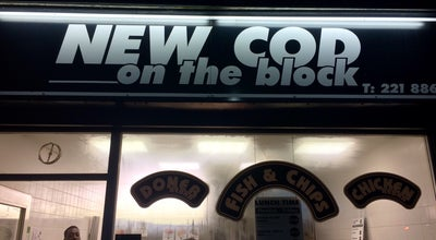 Photo of Fish and Chips Shop New Cod on the Block at 17 Commonside, Sheffield S10, United Kingdom