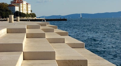 Photo of Monument / Landmark Morske Orgulje | Sea Organ at Obala Petra Krešimira Iv, Zadar 23000, Croatia