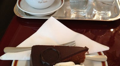 Photo of Cafe Café Sacher at Domplatz 9-11, Innsbruck 6020, Austria