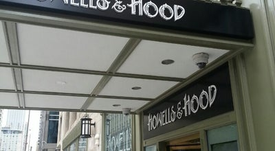 Photo of American Restaurant Howells & Hood at 435 N Michigan Ave, Chicago, IL 60611, United States